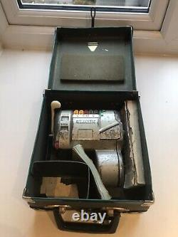 Original Greater Manchester Almex Bus Ticket Machine - Correspondant Box /tickets