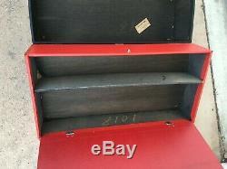 Original Vintage Tube Rca Caddy New Old Stock In Box Knickerbocker