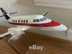 Pacmin 1/50 Échelle Usair Express Jetstream J31 Turboprop Monnaie Et Boîte Originale