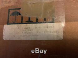 Pacmin British Airways Rare 1/100 Concorde Modèle (union Jack) Avec La Boîte D'origine