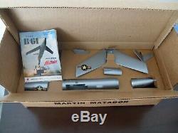 Précis / Topping Martin Matador B-61 Aéromodélisme Rocket Missile Boîte Originale