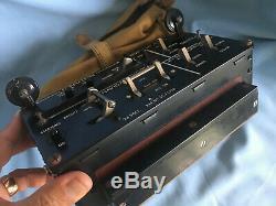 Ran Firefly Avions Lumières Et Morse Panneau De Commande Dans Le Cockpit Boîte Dans La Boîte Originale