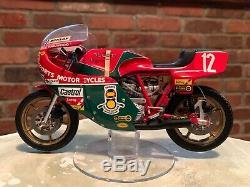 Rare Minichamps Ducati 900 Race Tt 1978 Iom Dans La Boîte D'origine, Le Modèle 122 781212