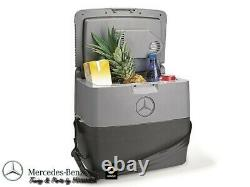 Refroidisseur Mercedes-benz D'origine Incl. Bracelet Et Câble 16,5 L 12v