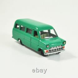 Siku V268 Ford Transit Estate Boîte D'origine Vert