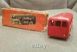 Sundaw Simple Decker Midland Red Bus Withoriginal Box, Angleterre, 1948