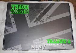 Trace Elliot Transit-a Acoustic Pre Amp Pedalboard Original Box & Accessoires