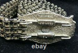 Vintage 1984 Harley Davidson Sportster Chain Belt W Original Box 41 Menthe