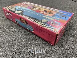 Vintage 1989 Barbie Bleu 57 Chevy Nouveau Dans La Boîte. Ne Jamais Ouvertes! Bonne Condition