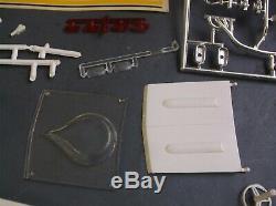 Vintage Kit Initial Annuel Amt 1/25 1967 Voiture Modèle En Plastique Ford Fairlane Pas De Boîte