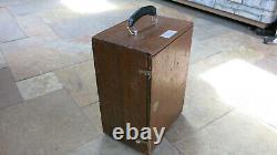 Vintage Yamatar Surveyor's Transit In The Original Box No 714153 Japon